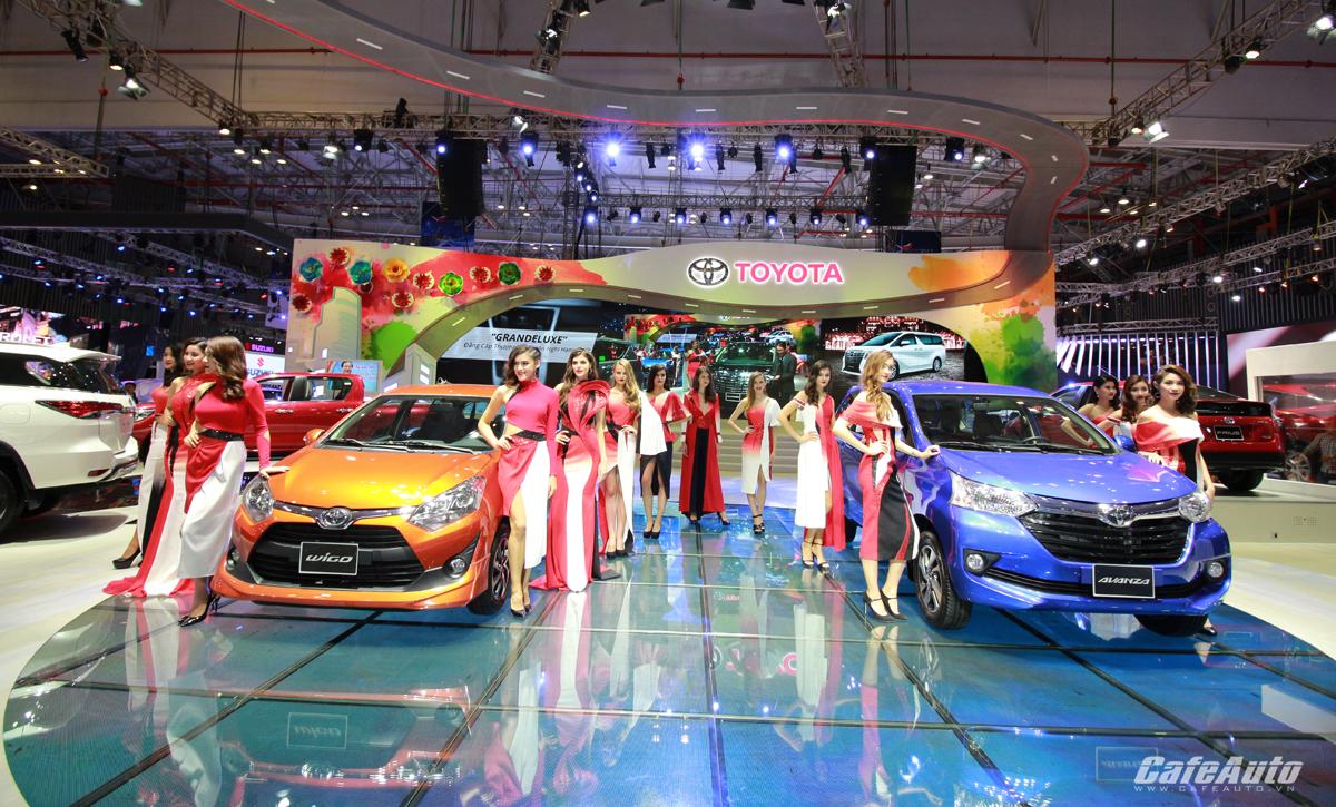 Toyota bán 43.832 xe tại Việt Nam trong 9 tháng