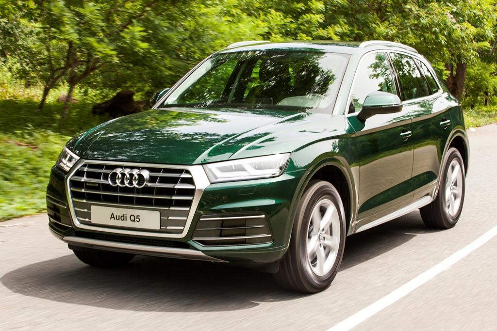 Audi Q5 mới ra mắt tại Việt Nam, giá từ 2 tỷ đồng - ảnh 7