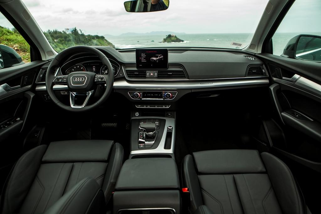 Audi Q5 mới ra mắt tại Việt Nam, giá từ 2 tỷ đồng - ảnh 4