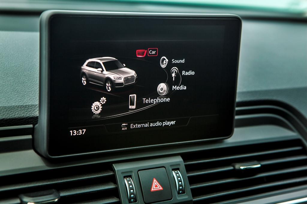 Audi Q5 mới ra mắt tại Việt Nam, giá từ 2 tỷ đồng - ảnh 13