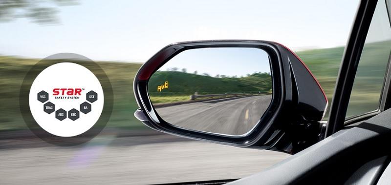 9 hệ thống an toàn thông minh trên ô tô