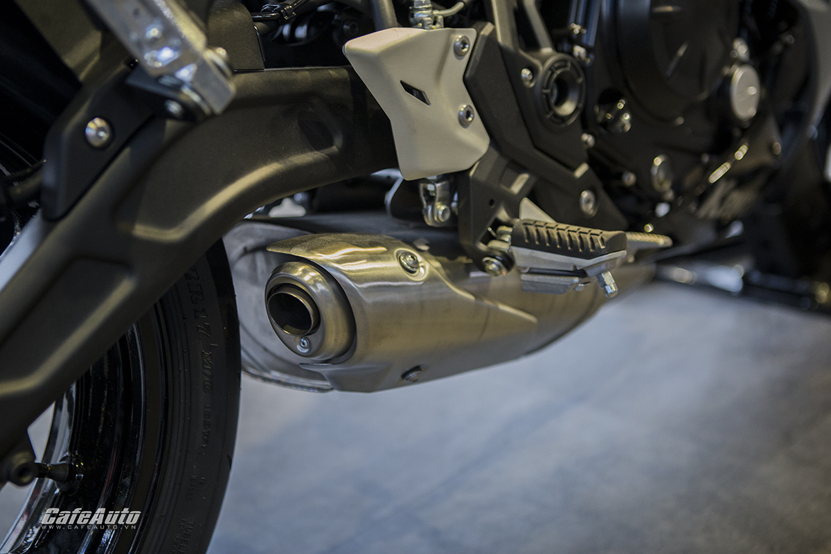"""Kawasaki """"xuất binh"""" Ninja 650 ABS 2018 hoàn toàn mới, giá 228 triệu đồng - ảnh 15"""