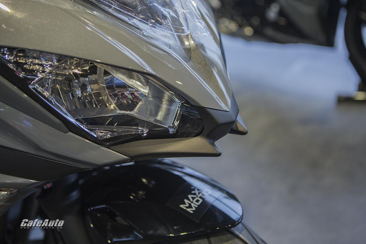 """Kawasaki """"xuất binh"""" Ninja 650 ABS 2018 hoàn toàn mới, giá 228 triệu đồng - ảnh 4"""