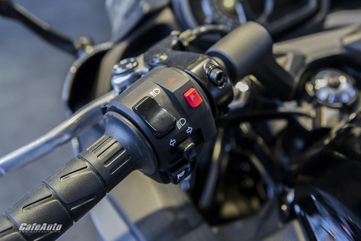 """Kawasaki """"xuất binh"""" Ninja 650 ABS 2018 hoàn toàn mới, giá 228 triệu đồng - ảnh 7"""