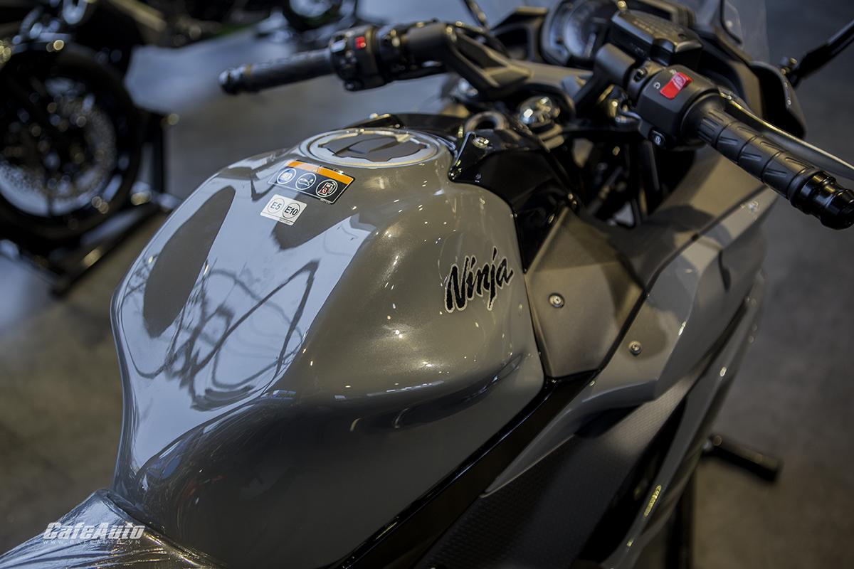 """Kawasaki """"xuất binh"""" Ninja 650 ABS 2018 hoàn toàn mới, giá 228 triệu đồng - ảnh 10"""