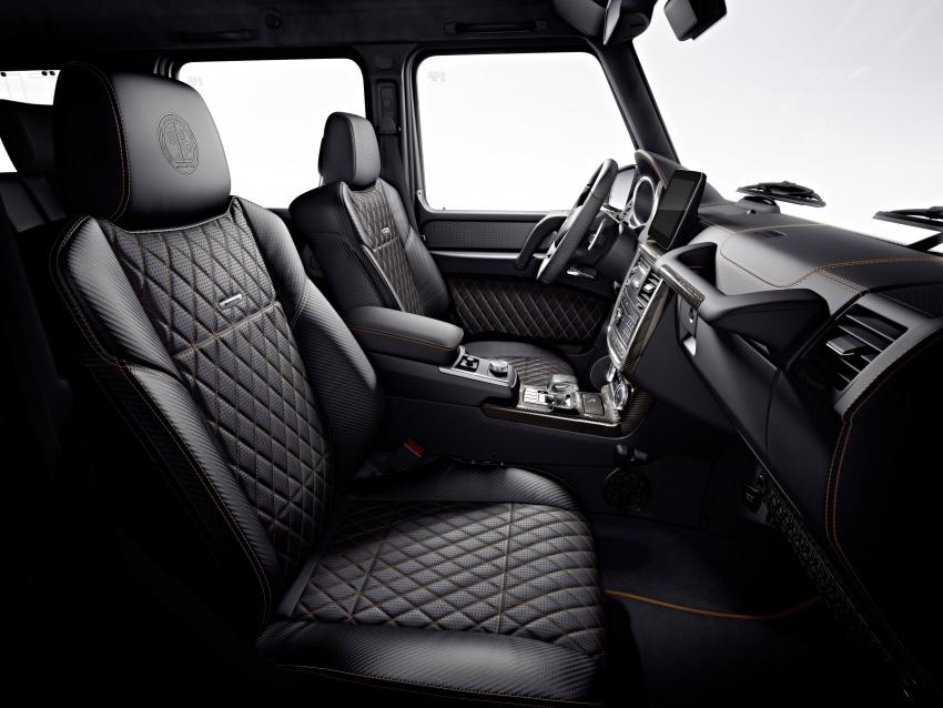 Mercedes-AMG G65 Final Edition ra mắt giới hạn 65 chiếc - ảnh 3