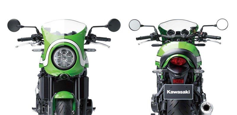 Kawasaki tiếp tục tung bản độ Café Racer trên Z900RS