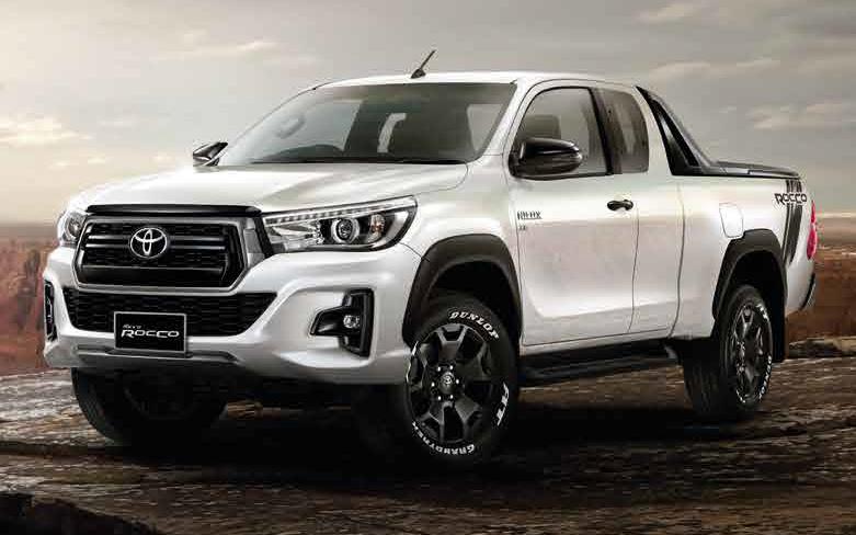 Toyota Hilux 2018 ra mắt tại Thái Lan - ảnh 5