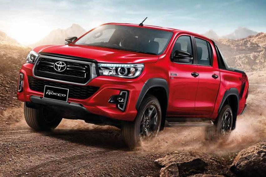 Toyota Hilux 2018 ra mắt tại Thái Lan - ảnh 2