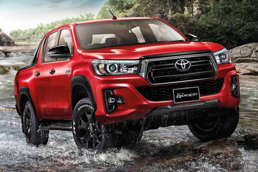 Toyota Hilux 2018 ra mắt tại Thái Lan - ảnh 4