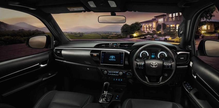 Toyota Hilux 2018 ra mắt tại Thái Lan - ảnh 6