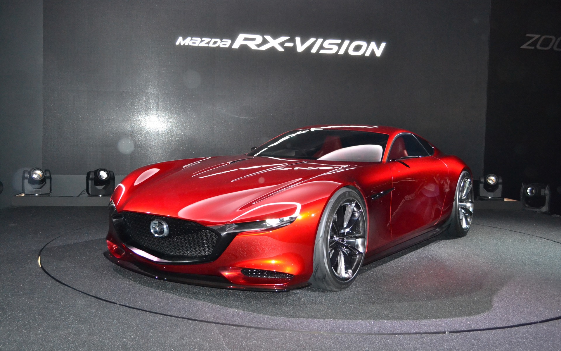 Mazda RX 9 kiá ƒu dáng giá 'ng siªu xe c³ giá bán khoảng 1 8 tá · tại Nhật