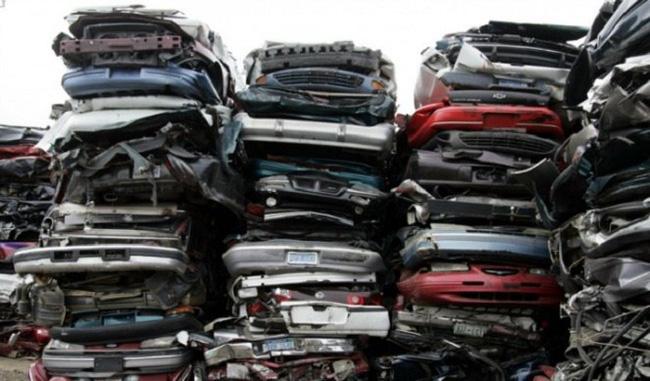 Hơn 24.000 xe hết niên hạn không được phép lưu hành từ 1/1/2018