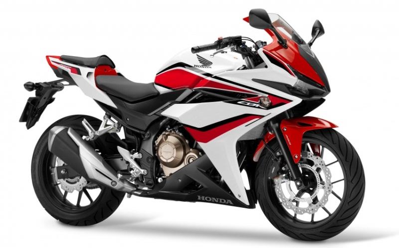 Honda công bố bộ ba CBR500R, CB500F, CB500X 2018, giá từ 174 triệu đồng