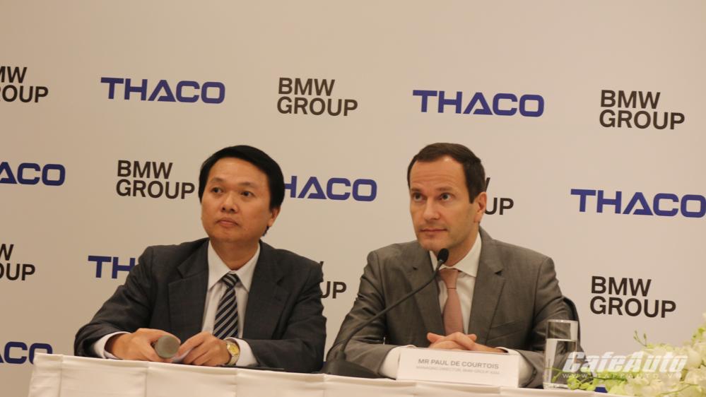 Đại diện BMW cho biết sẽ thu hồi lại lô 600 xe tại cảng đưa về quê nhà xử lý.
