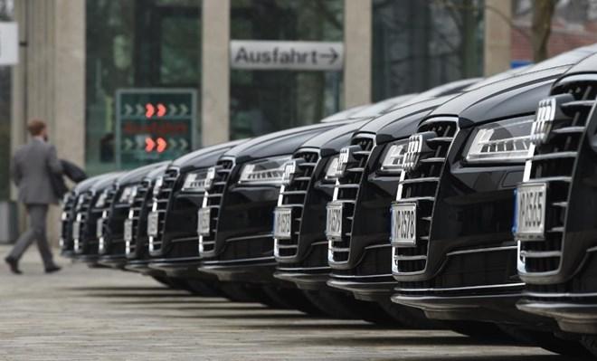 Audi thu hồi 127.000 xe vì cáo buộc dùng phần mềm bất hợp pháp