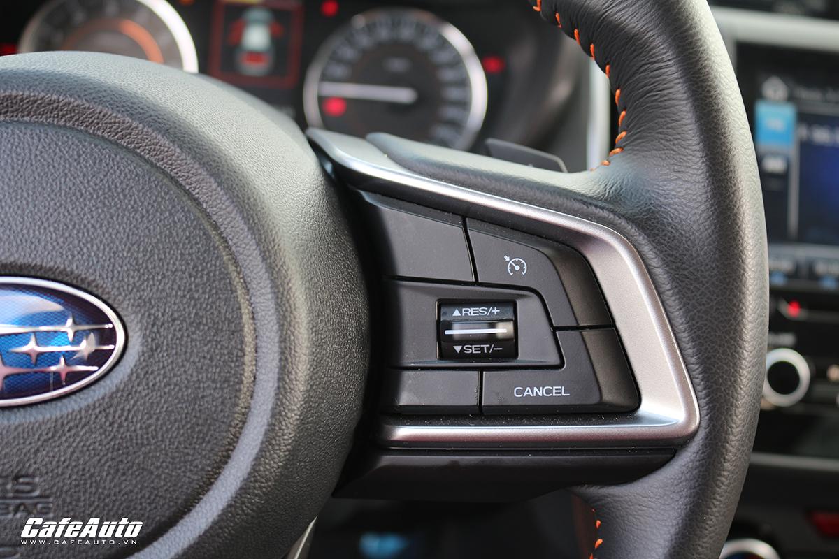 Subaru XV 2018 – Chiếc xe truyền cảm hứng