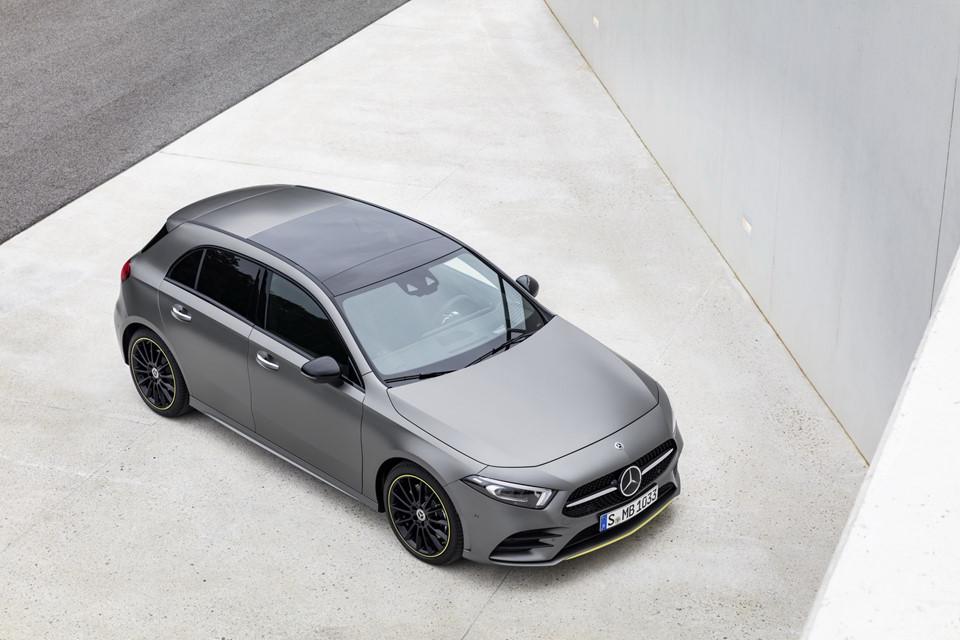 Mercedes-Benz A-Class 2018 sẽ bán ra từ tháng 3, cạnh tranh Audi A3