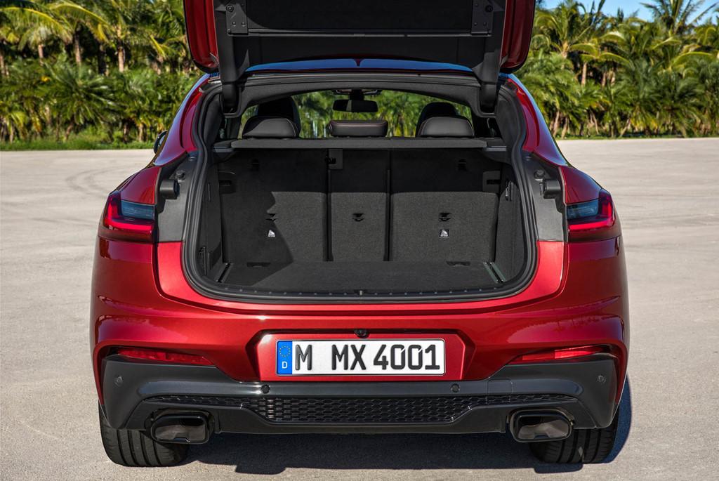Ngắm mẫu BMW X4 sắp ra mắt, giá 1,14 tỷ đồng tại Mỹ
