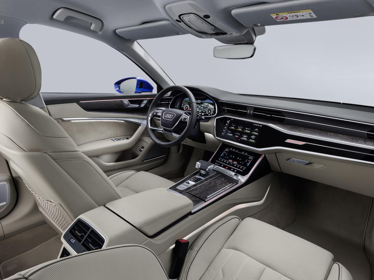 Audi A6 Avant 2018 chính thức lộ diện