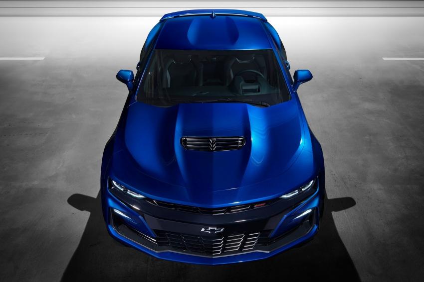 Chevrolet Camaro 2019 trình làng