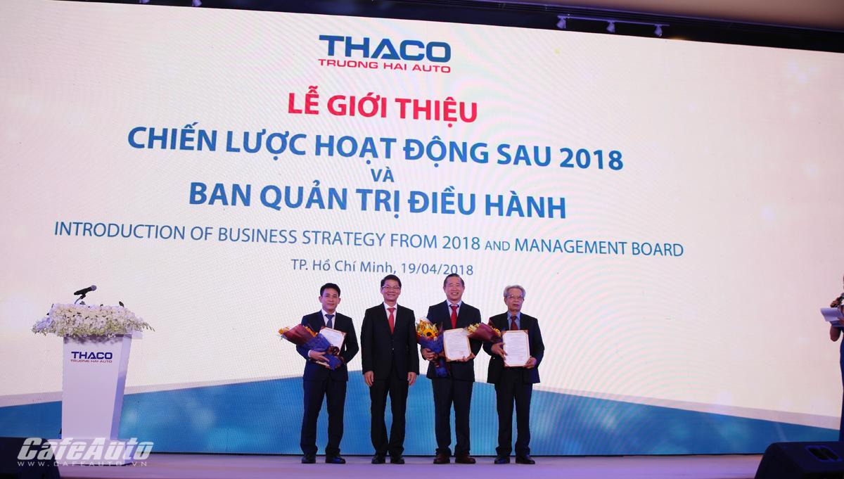 Dự kiến năm 2018, Thaco đạt tổng doanh thu gần 83 nghìn tỷ đồng