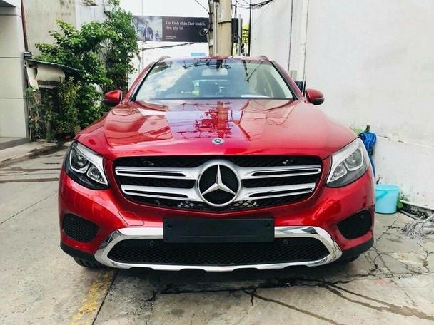 Mercedes-Benz GLC 200 xuất hiện tại các đại lý với giá dự kiến 1,679 tỷ đồng