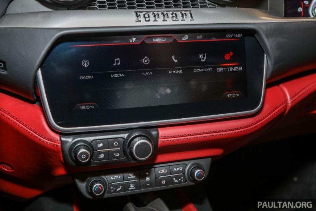 Siêu xe Ferrari Portofino trình làng tại Malaysia, giá từ 5,46 tỷ đồng