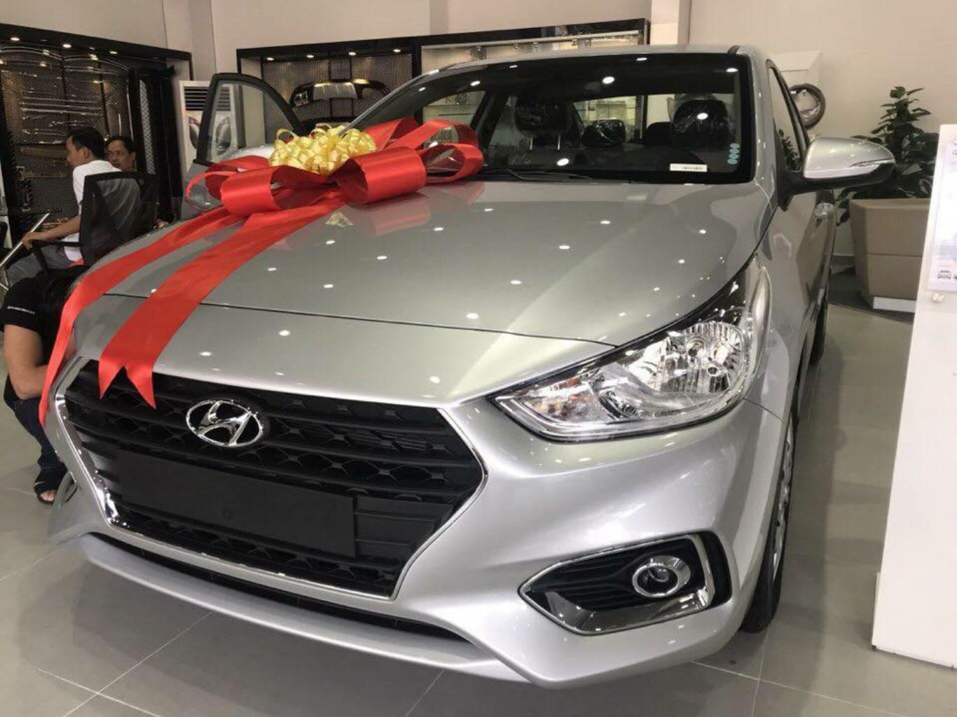Tìm hiểu Hyundai Accent 1.4 MT tiêu chuẩn tại thị trường Việt Nam