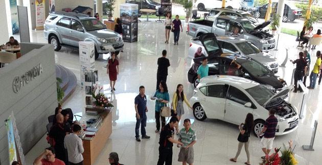 Malaysia xóa bỏ thuế hàng hóa và dịch vụ, giá ô tô có giảm?