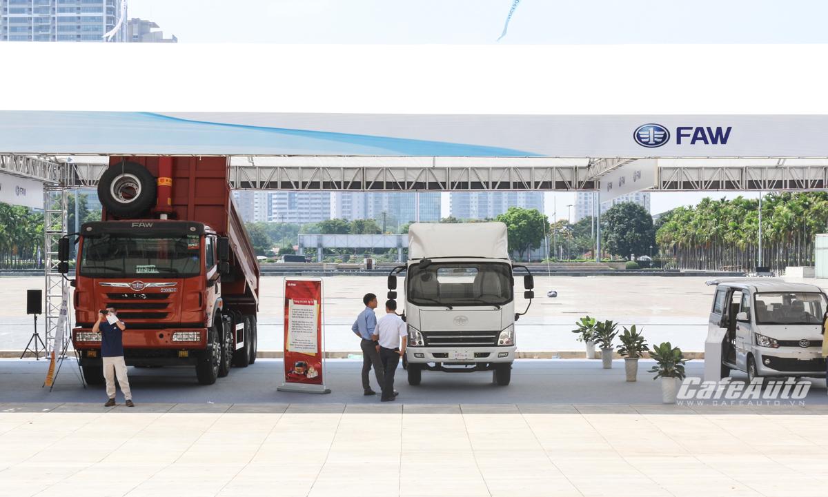 Khai màn triển lãm Vietnam AutoExpo 2018: Nhiều mẫu xe phân khối lớn nổi bật