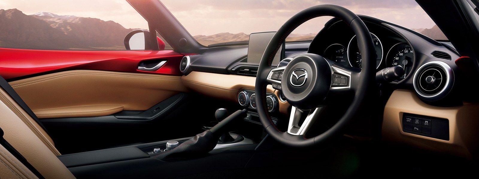 Mazda MX-5 Miata 2019 ra mắt tại Nhật Bản với động cơ Skyactiv-G 2.0 mới