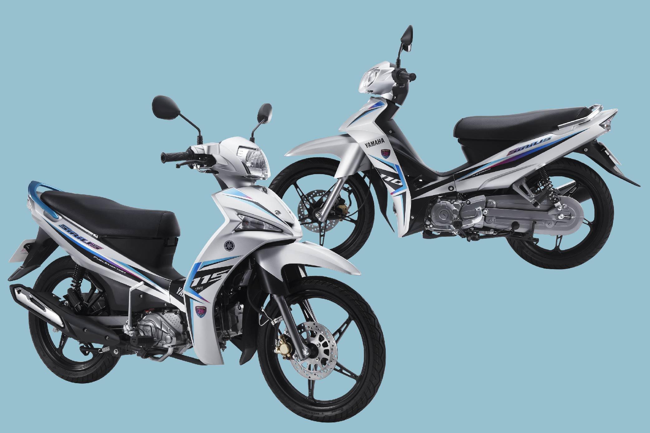Yamaha Việt Nam giới thiệu Sirius màu mới, giá từ 21.8 triệu đồng