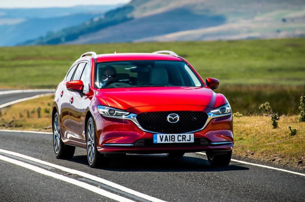 """""""Kỳ phùng địch thủ"""" Toyota Camry, Mazda 6 thế hệ mới có thêm phiên bản động cơ diesel"""