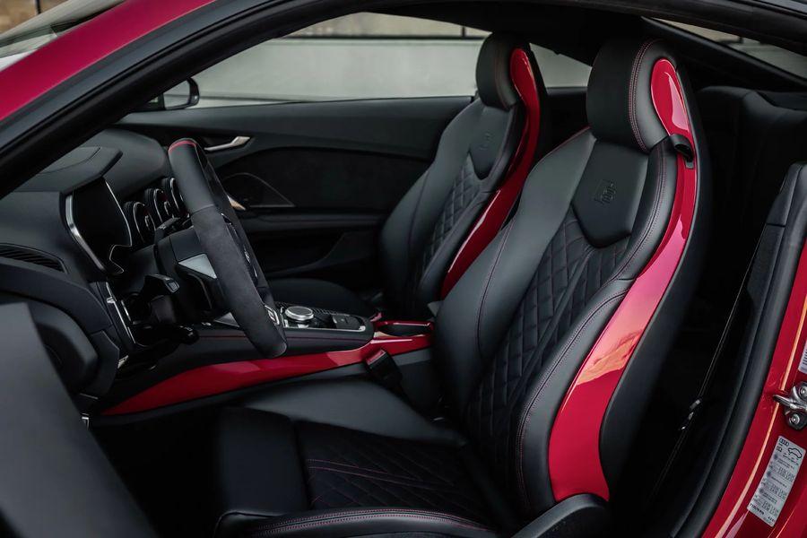 Audi TT 2019 có thêm phiên bản đặc biệt cùng động cơ hoàn toàn mới