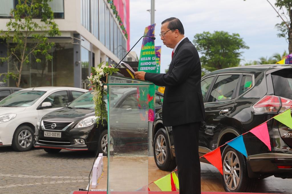 Nissan Việt Nam bàn giao 10 chiếc xe cho Cocobay Đà Nẵng