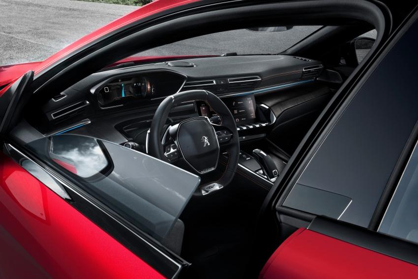 Peugeot 508 bản hybrid plug-in mạnh 300 mã lực sắp ra mắt