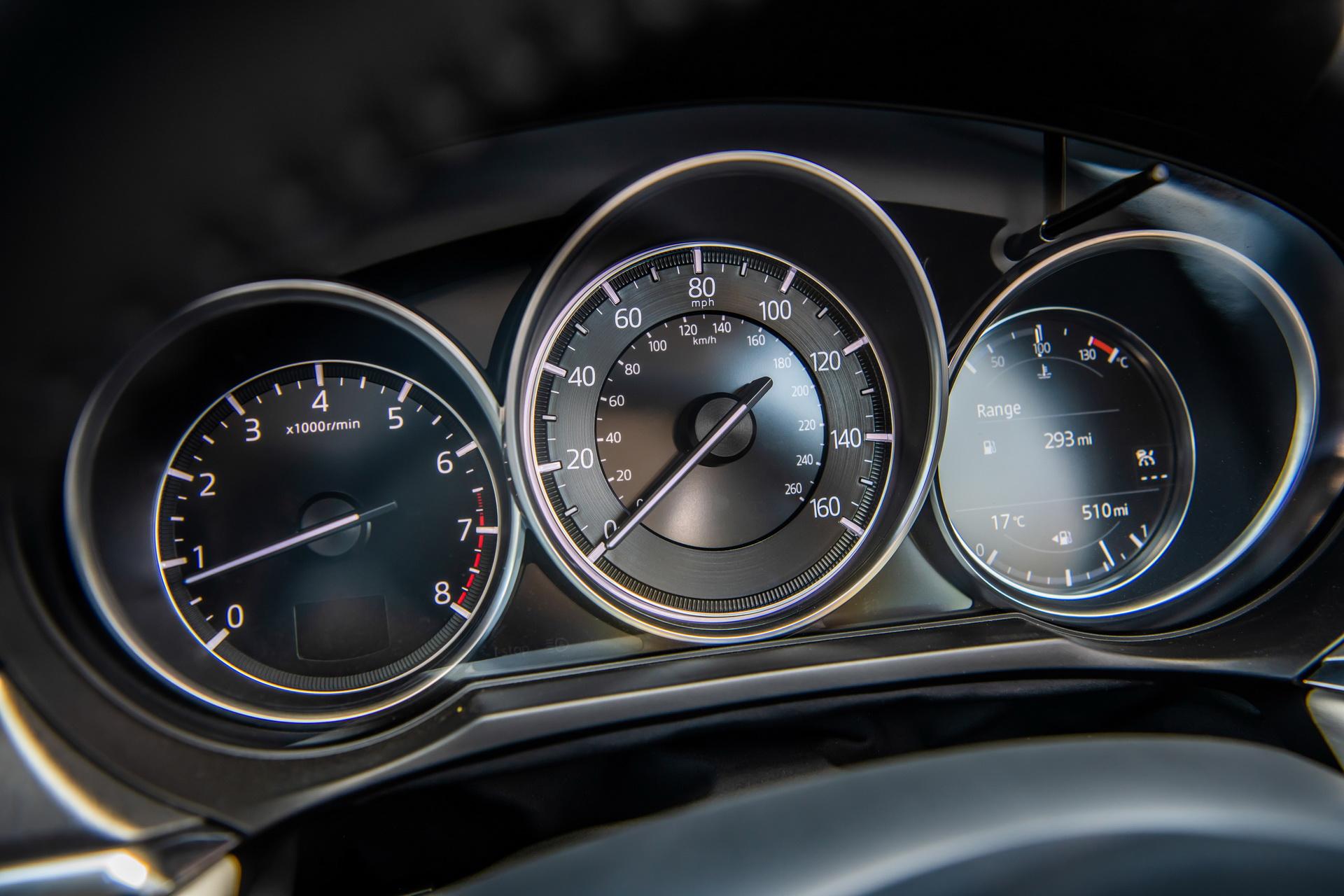 Mazda6 2018 facelift bán tại Anh- cách âm tốt hơn, động cơ mạnh hơn