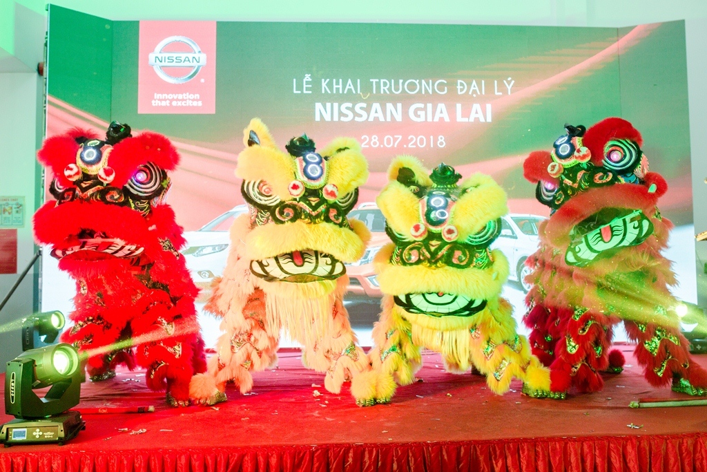 Nissan Việt Nam liên tiếp khai trương hai Đại lý 3S trong tháng 7