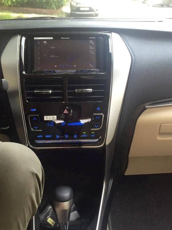 Toyota Vios 2018 xuất hiện tại Việt Nam, giá dự kiến hơn 500 triệu đồng
