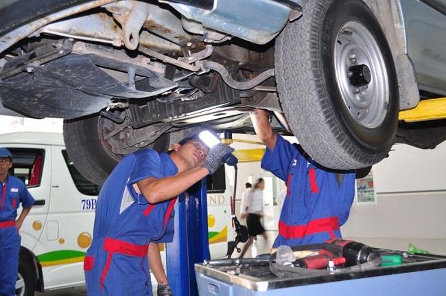 Thay đổi quan điểm bảo dưỡng xe tiết kiệm của nhiều tài xế