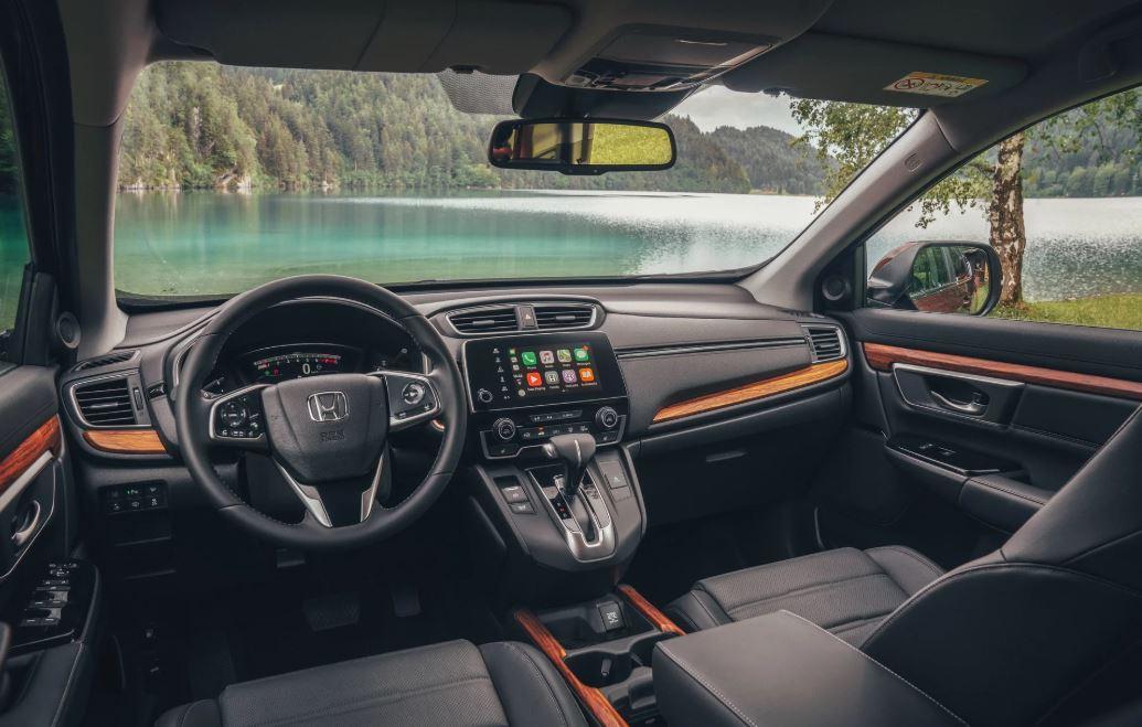 Honda CR-V 2018 thêm tính năng mới, giá từ 831 triệu đồng tại Anh