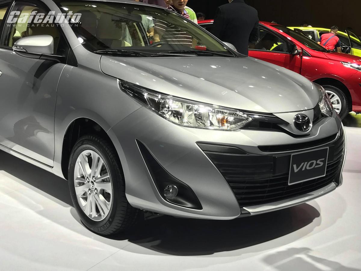 Doanh số xe Toyota Việt Nam tăng mạnh trong tháng 7/2018