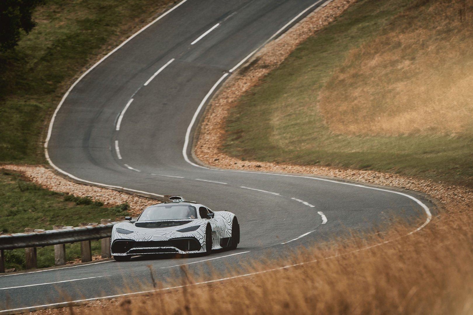Siêu xe tiếp theo của Mercedes sẽ là 'số 1'