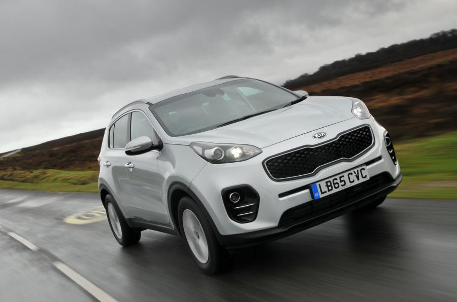 Tham khảo top 10 xe bán chạy nhất tại thị trường Anh