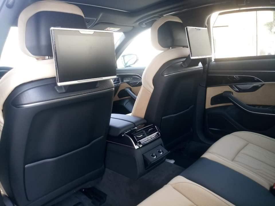 Audi A8 2019 cập cảng Việt Nam, giá bán hơn 7 tỷ đồng