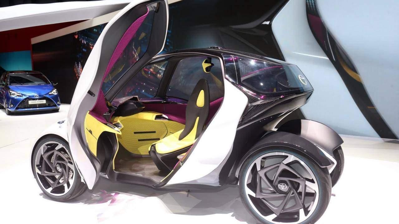 """Toyota Việt Nam sẽ trưng bày """"xế lạ"""" tại triển lãm Vietnam Motor Show 2018"""