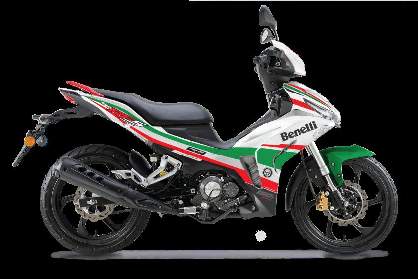 Ra mắt Benelli RFS150i LE 2019, đối thủ đáng gờm của Honda Winner 150 - ảnh 1