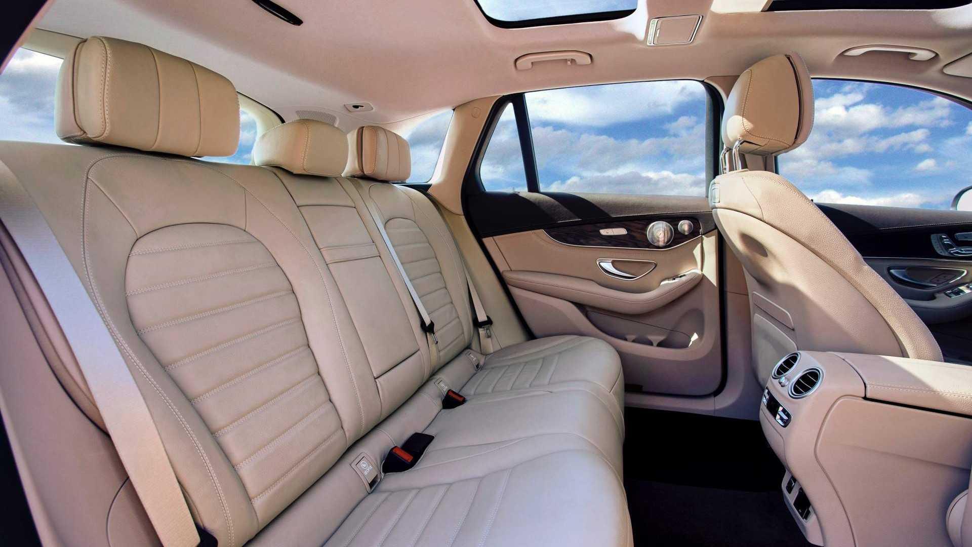 Khám phá Mercedes-Benz GLC L – Chiếc SUV dành riêng cho người Trung Quốc - ảnh 6