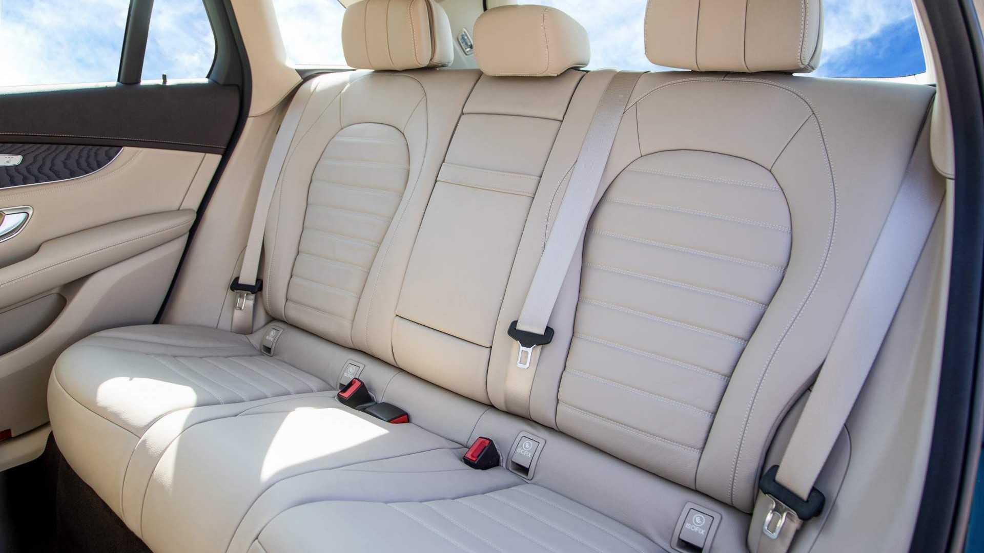 Khám phá Mercedes-Benz GLC L – Chiếc SUV dành riêng cho người Trung Quốc - ảnh 7